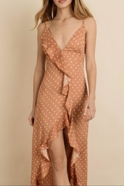 dress forum Polka Dot Maxi - Product Mini Image