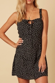 Cotton Candy LA Polka-Dot Mini Dress - Product Mini Image