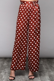 Do & Be Polka Dot Pants - Product Mini Image