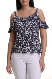 Bali Corp. Polka Dot Top - Product Mini Image