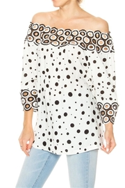 Ire Polka Dot Top - Product Mini Image
