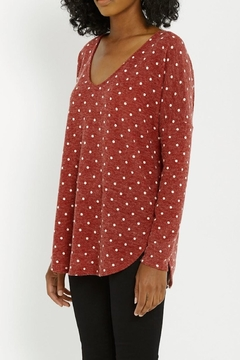 Shoptiques Product: Polka Dot Top