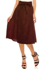 Lush Polkadot Skirt - Product Mini Image