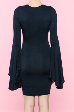 Shoptiques Product: Bell-Sleeve Dress