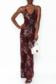 Polly & Esther Floral Jumpsuit - Product Mini Image