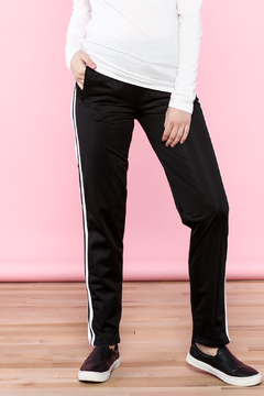 Shoptiques Product: Black Track Pants