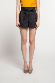 Black Tape Polly Anna Short - Front cropped