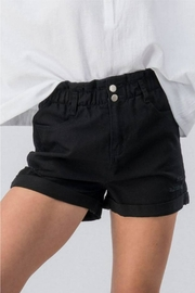 Trend:notes Polly Denim Short - Product Mini Image