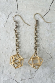 Regina Andrew Polly Earrings - Side cropped