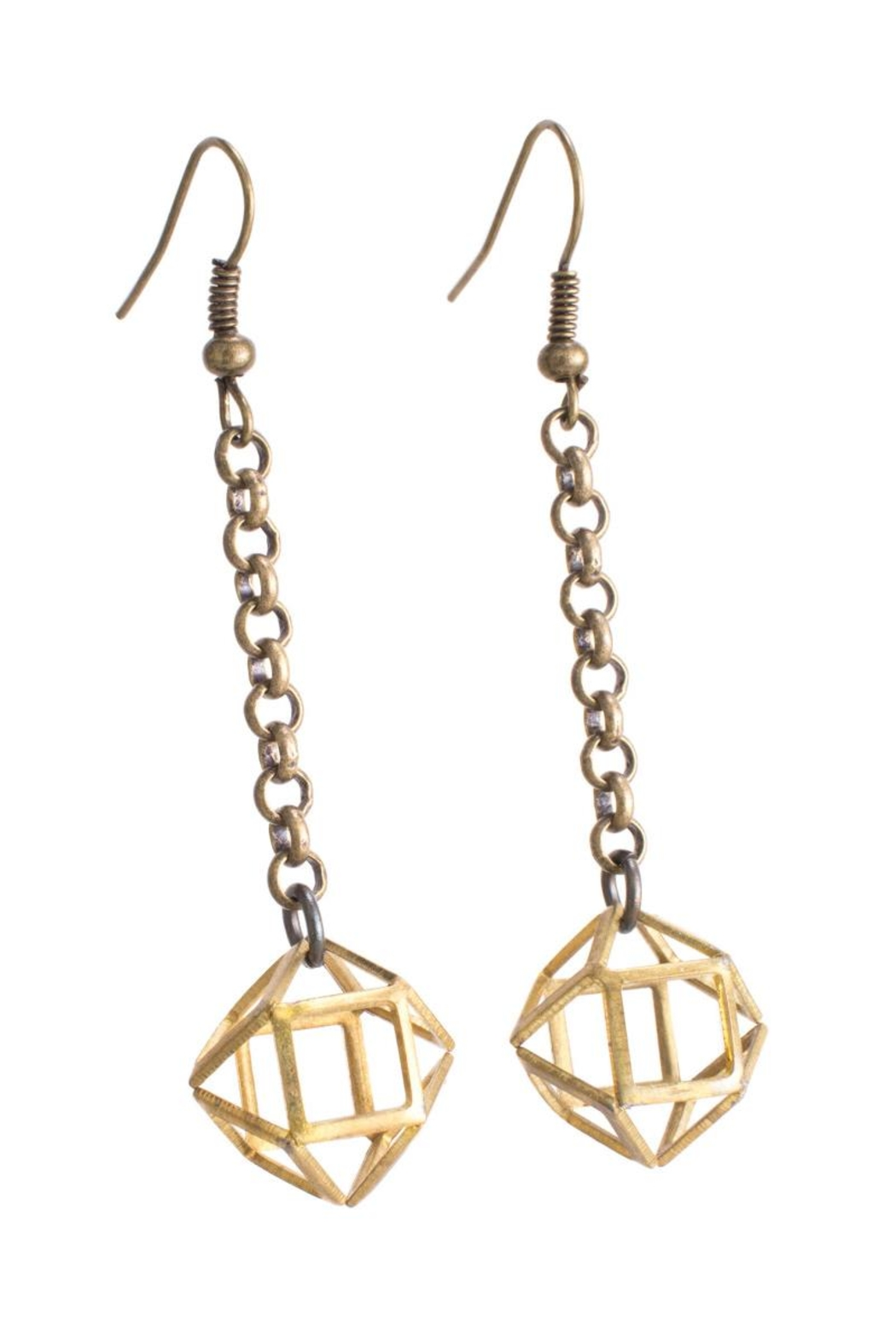 Regina Andrew Polly Earrings - Front Cropped Image