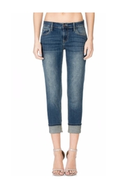 Polly & Esther Denim Boyfriend Jeans - Product Mini Image
