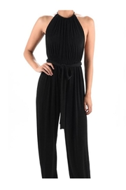 Polly & Esther Sexy Side-Slit Jumpsuit - Product Mini Image