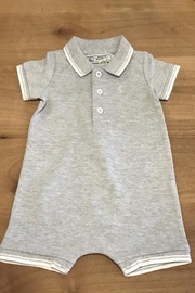 Petit Bateau Polo Coverall - Front cropped