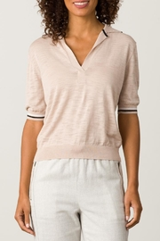 Margaret O'Leary Polo Pullover - Product Mini Image