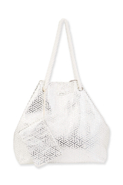 sun and sand Poly Gap Tote - Front cropped