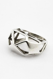 Linda de Taxco Polygons Ring - Product Mini Image