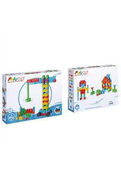 Hape PolyM Build And Play Creative City Kit - Alternate List Image