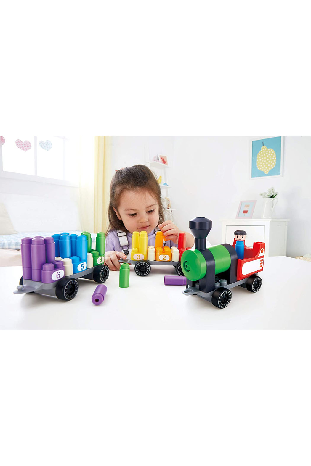 Hape Polym Construction Site | 43Piece - Front Full Image