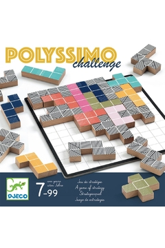 Shoptiques Product: Polyssimo Challenge Game