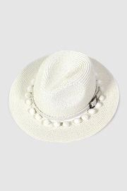 Wild Lilies Jewelry  Pom Beach Hat - Product Mini Image