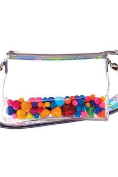 Iscream Pom-Pom Belt Bag - Alternate List Image