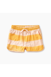 Tea Collection Pom Pom Dolphin Shorts - Product Mini Image