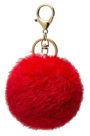 Beth Friedman Genuine Fur Keychain - Product Mini Image