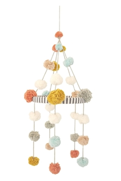 Shoptiques Product: Pom Pom Mobile