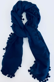 Do Everything in Love Pom Pom Scarf - Product Mini Image