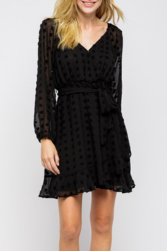 &merci Pom Wrap Dress - Product List Image