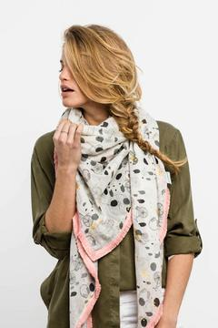 Shoptiques Product: Amsterdam Bicycles Light Scarf