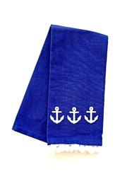 Pomegranate Anchor Tea Towel - Product Mini Image