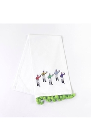 Pomegranate Jockeys Tea Towel - Product Mini Image