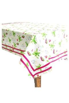 Pomegranate Lake Trail Tablecloth - Product List Image