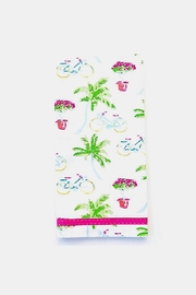 Pomegranate Lake Trail Teatowel - Product Mini Image