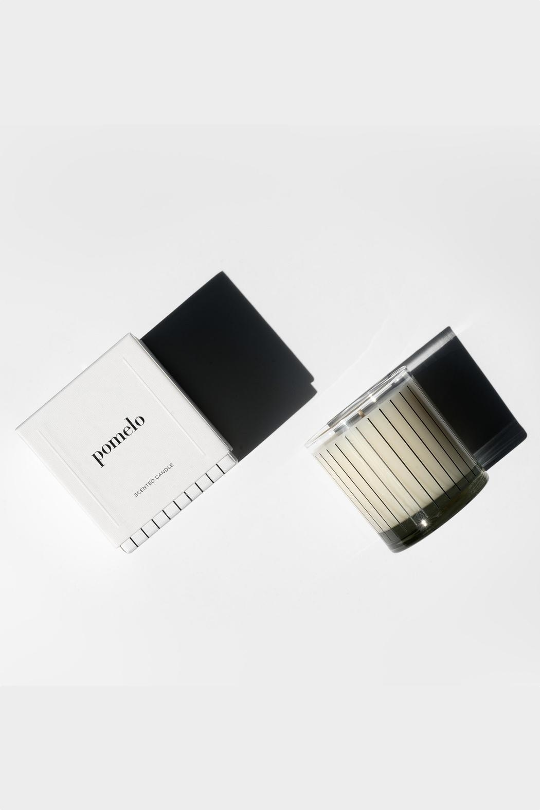 Studio Stockhome Pomelo Scented Candle - Front Full Image