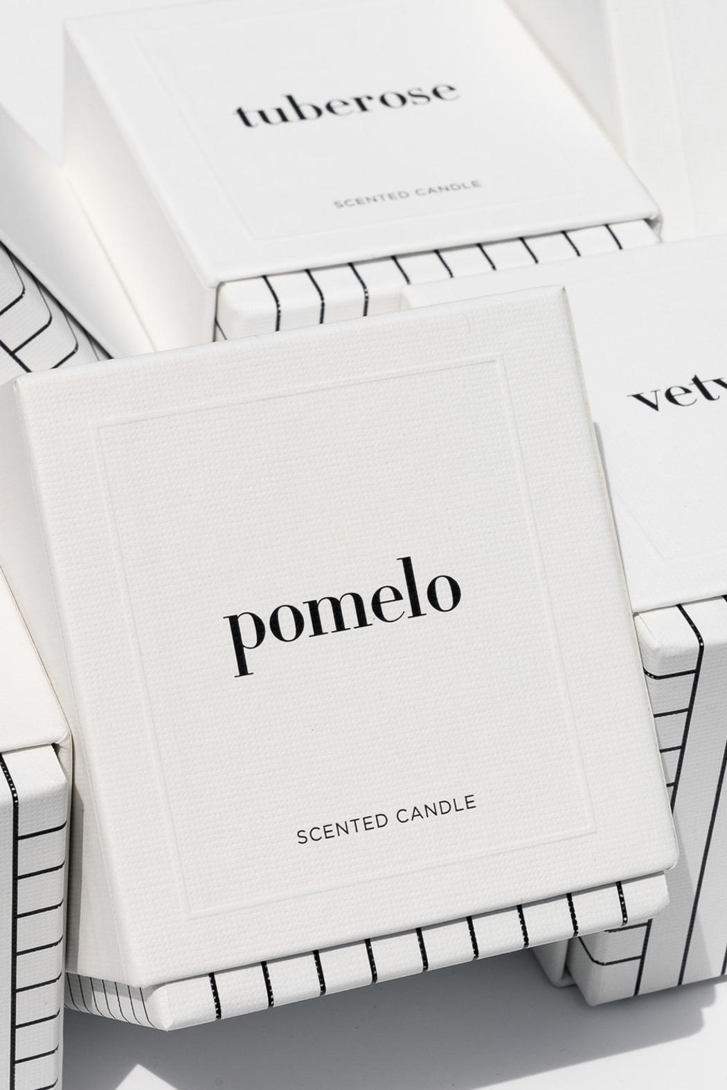 Studio Stockhome Pomelo Scented Candle - Side Cropped Image