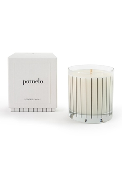 Studio Stockhome Pomelo Scented Candle - Product List Image