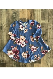 Pomelo Toddler Floral Dress - Product Mini Image