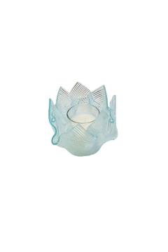 Shoptiques Product: Glass Candle Holder