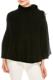 LOLA Pompom Cape Sweater - Product Mini Image