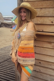 De Mil Amores Buenos Aires Poncho Bohemian - Other