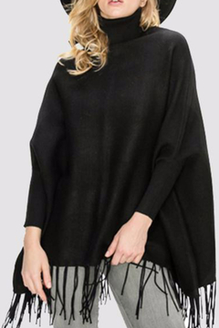 Patricia's Presents Poncho with Sleeves - Alternate List Image
