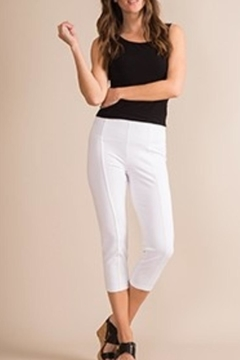 7f8eba8e33e Simply Noelle Ponte Crop Pants - Alternate List Image ...