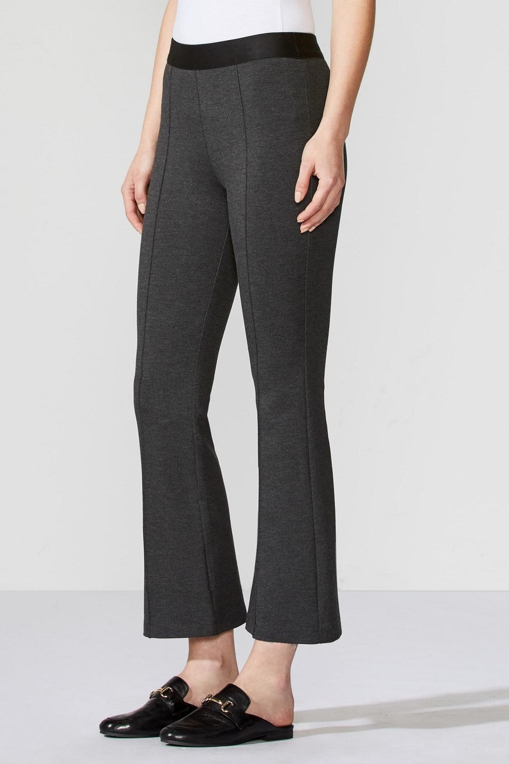 Bailey 44 Ponte Flair Pant - Front Full Image
