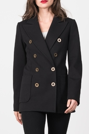 Margaret O'Leary Ponte Peacoat - Product Mini Image