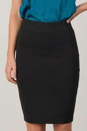 Margaret O'Leary Ponte Skirt - Front cropped