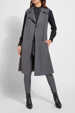 Lysse Ponte Sleeveless Trench - Product List Image
