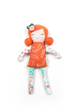 Shoptiques Product: Handmade Colorful Doll
