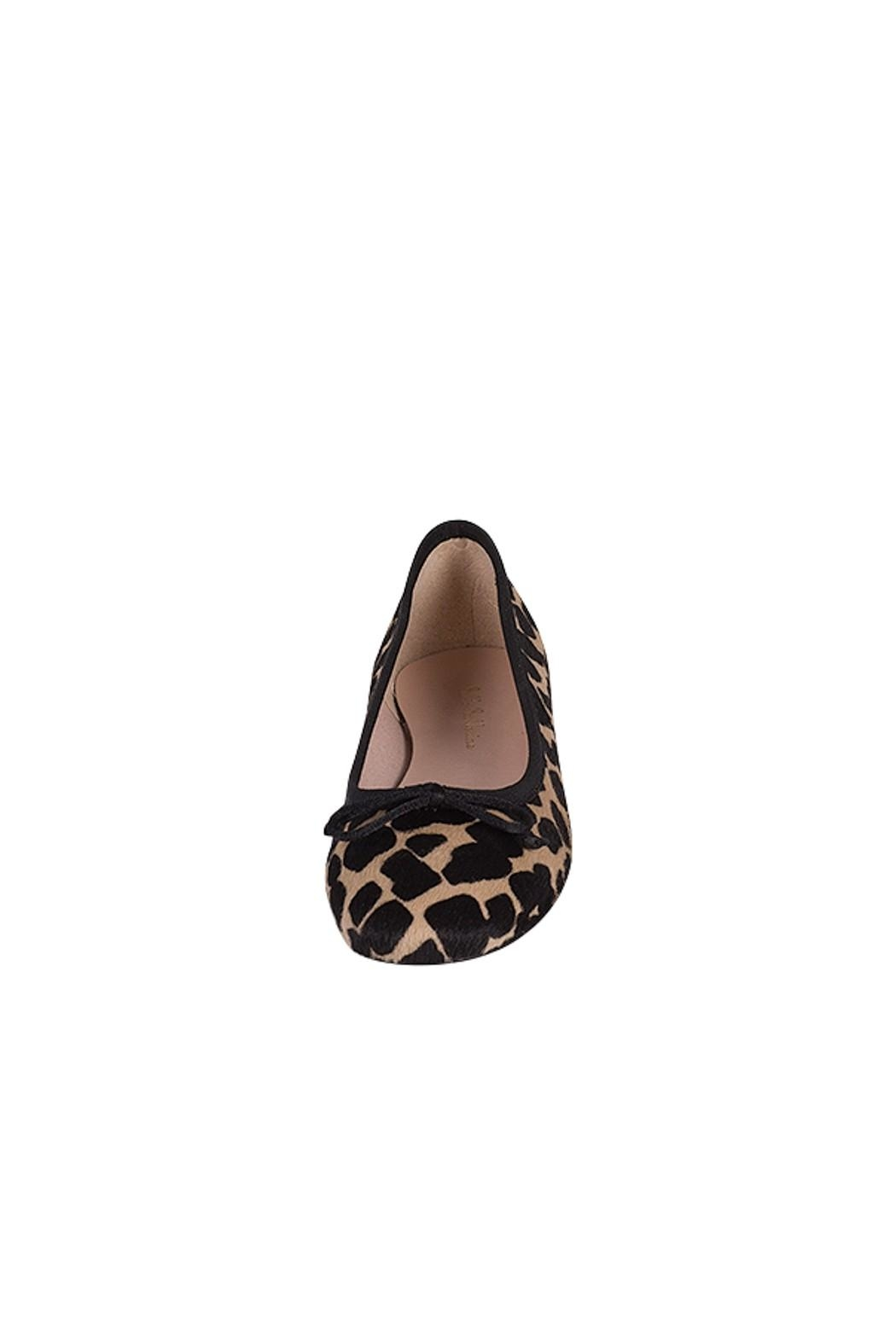 Pascucci Pony Hair Ballerina - Side Cropped Image